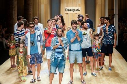 Colección Desigual para la primavera/verano 2015