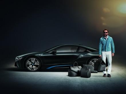 Bolsas de viajes para hombre Louis Vuitton y BMW