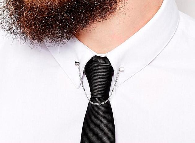 Alfiler de corbata de Reclaimed Vintage