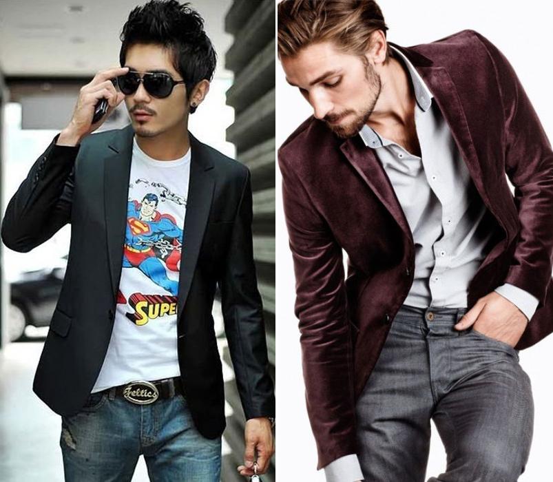 Blazers Y Americanas Para Destacar El Look Men Tendencias
