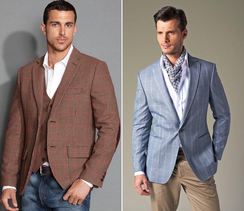 Americanas para un look formal