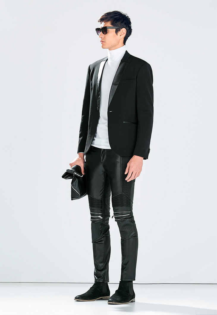 Blazer moderno Zara