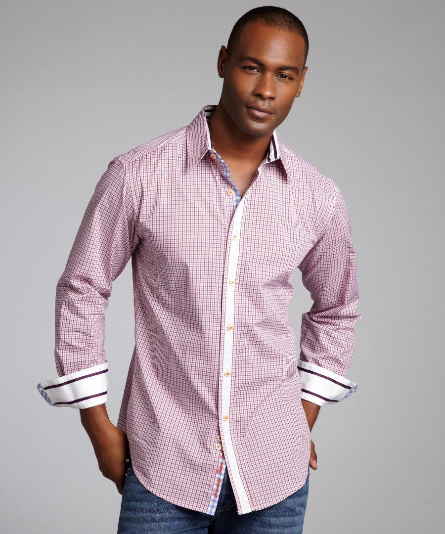 El color rosa en la moda masculina  854ec6121d1d2