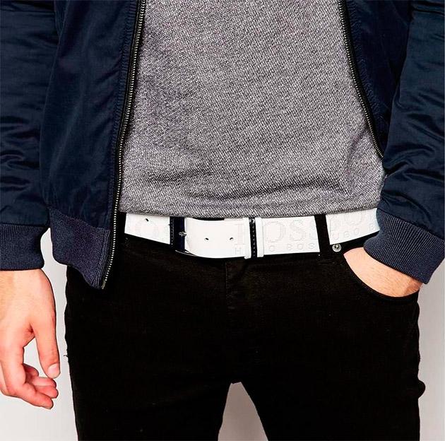 Cinturones originales para hombre