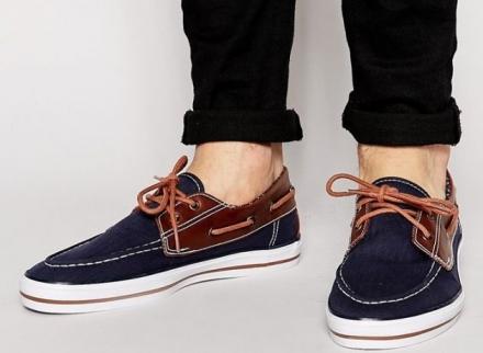 Guiá básica para vestir con zapatos naúticos