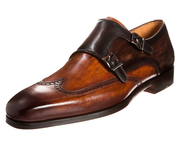 Mocasines marrones Magnanni