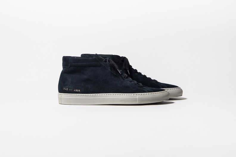 Nuevas zapatillas Common Projects
