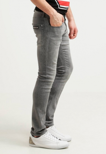 Pantalones vaqueros pitillo de hombres