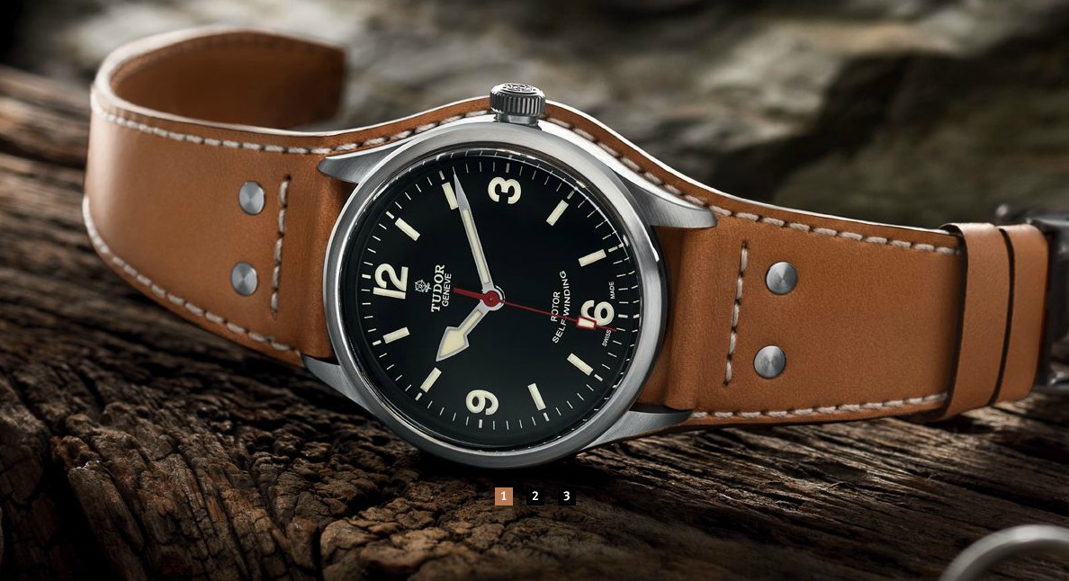 Reloj Tudor Heritage Ranger