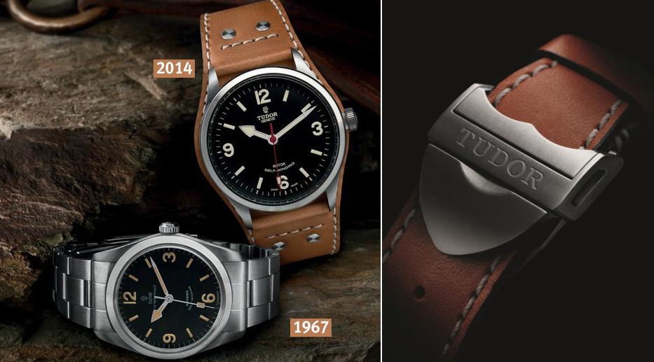 Relojes Tudor Heritage y Tudor Heritage Ranger