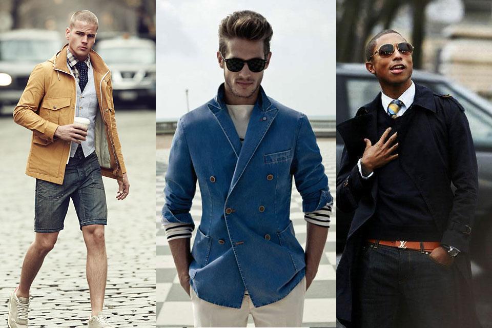 Ropa de hombre para cada estilo