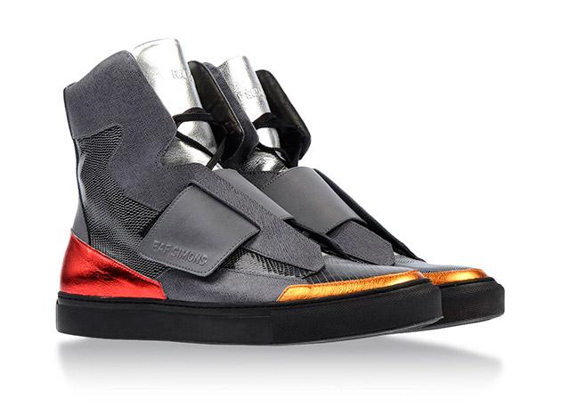 Sneakers abotinadas Raf Simons