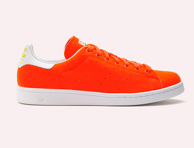 Zapatillas Stan Smith diseñadas por Pharrell