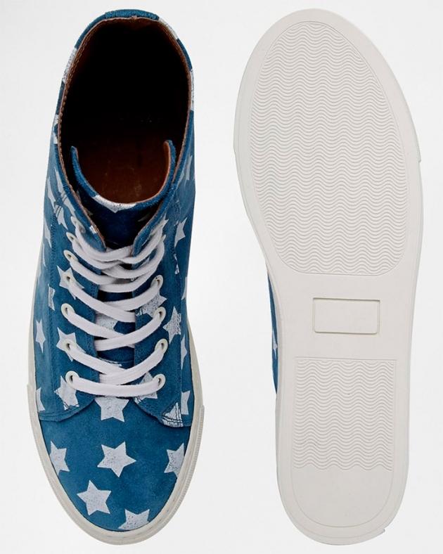 Zapatillas altas para estar a la moda