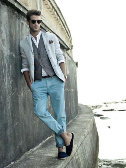 Alpargatas de hombre: mejores looks e ideas para vestir