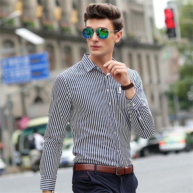 Cómo Vestir Bien Hombres Con Estilo Mentendenciascom