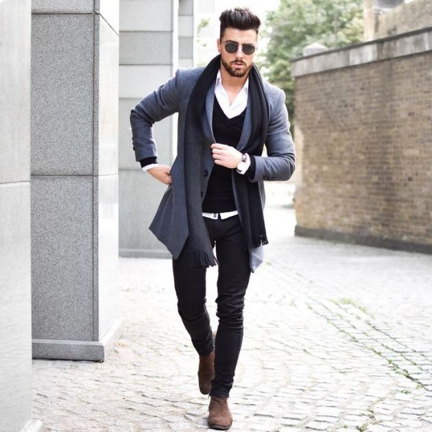 Cómo Vestir Elegante Hombres Con Estilo Mentendenciascom