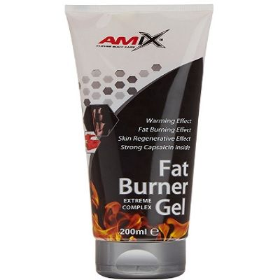 Crema reductora Amix Fat Burner