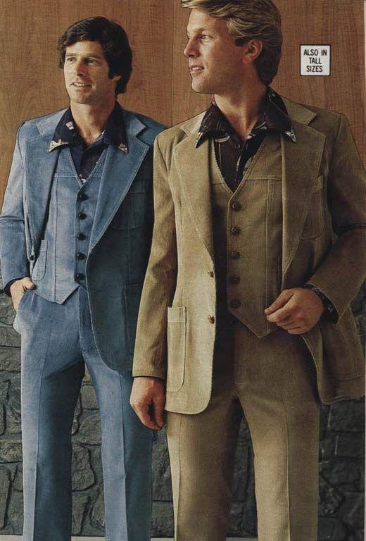 El auge de los estilismos casuales en los años 70