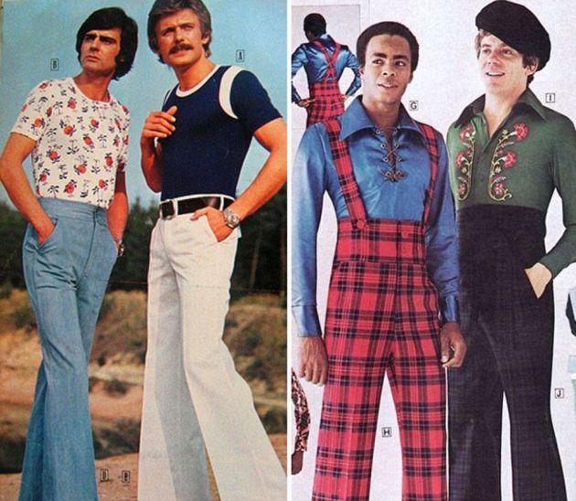 Influencias del estilo hippie en los años 70