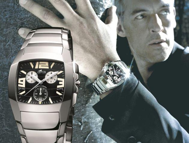 61833b101f3f Los relojes dorados Lotus para hombre son una opción ideal para hacer el  regalo perfecto o conseguir un estilismo elegante. Si estás buscando los  mejores ...