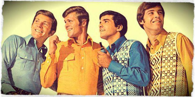 Moda de hombre de los años 70