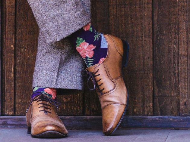 Reglas básicas para combinar tus calcetines a la perfección