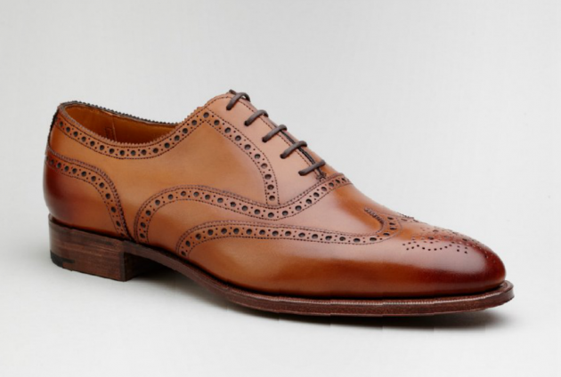 Semi brogue