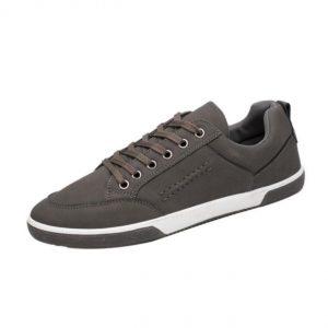 Zapatillas de vestir para hombre más cool grises