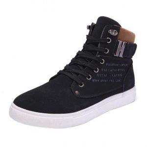 Zapatillas de vestir para hombre más cool negras